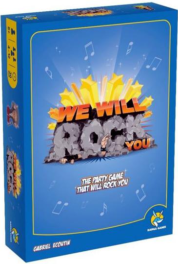 楷樂搖滾節奏We Will Rock You-繁中正版桌遊德國益智遊戲中壢可樂農莊