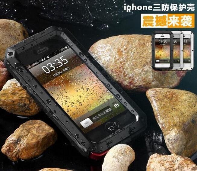 SZ iphone 6 plus手機殼LUNATIK金屬三防直邊iphone 6s 6s手機殼iphone 6s手機殼iphone se手機殼