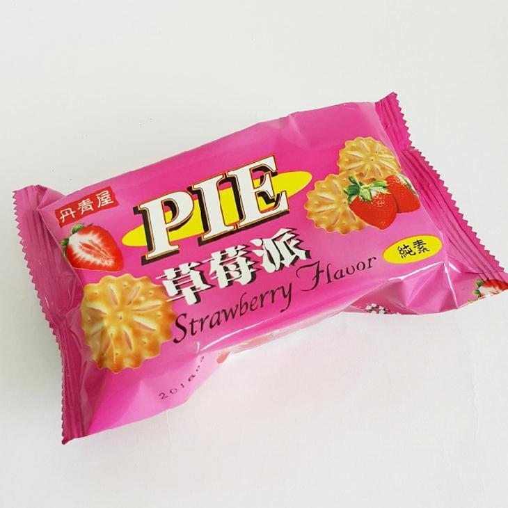 丹青屋草莓派45g-單包【合迷雅好物超級商城】