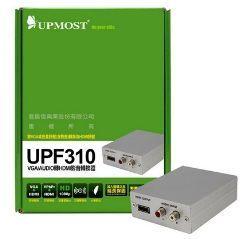 UPF310 VGA AUDIO轉HDMI影音轉換器