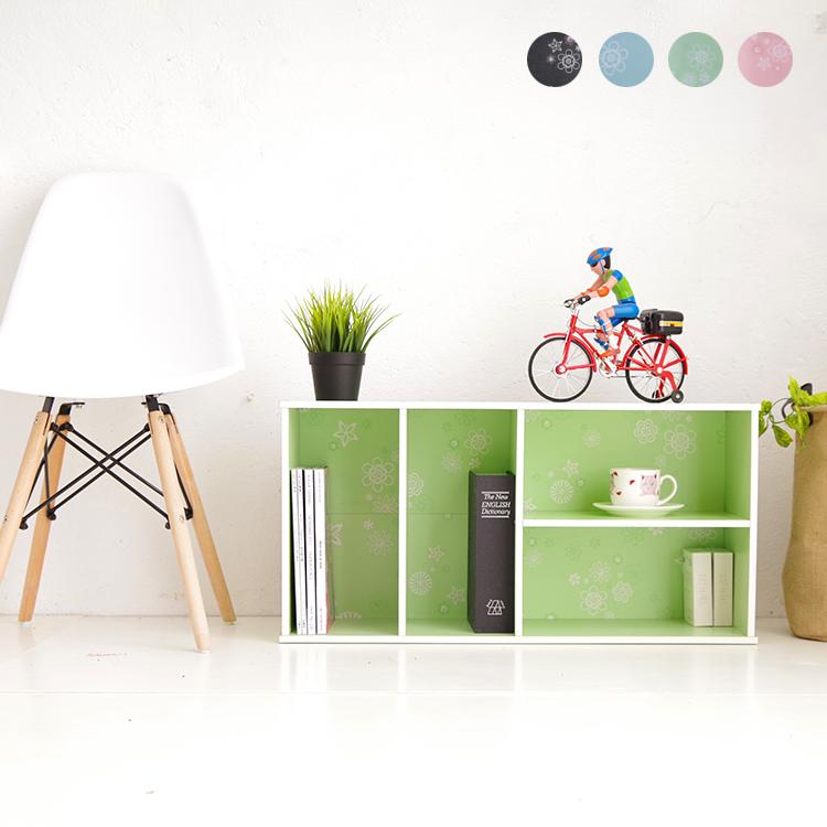 台灣製馬卡龍夢幻組合櫃收納櫃三層櫃置物櫃YV8650快樂生活網