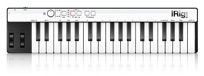 IK Multimedia iRig KEYS iphone ipad android MAC PC通用型MIDI主控音樂鍵盤公司貨保固18個月