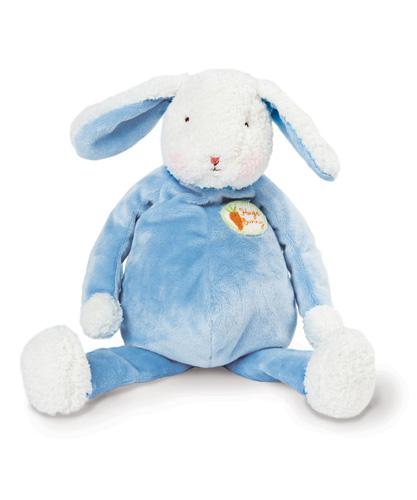 美國抱抱兔玩偶: 水藍小兔: W171200