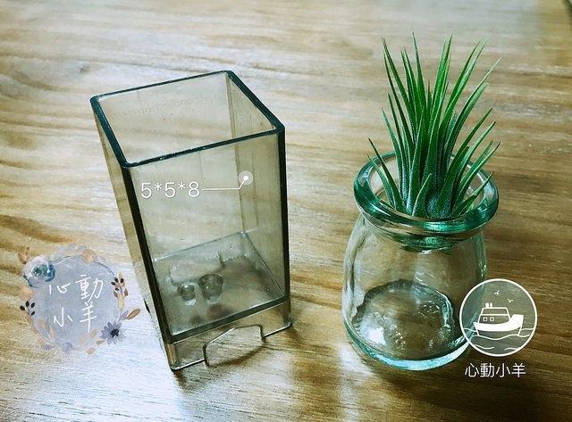 平頂方柱蠟燭模具/直徑5.5/各種高度模型/DIY手工蠟燭模型(5.5*5.5*8公分)