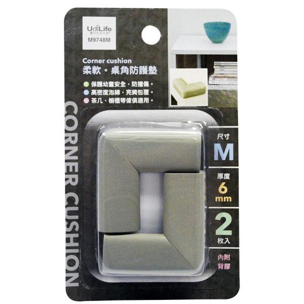 【優の生活大師】柔軟桌角防護墊 / M9748M / 6mm
