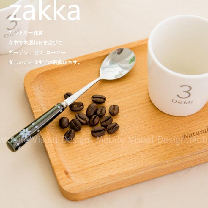 創意zakka-實木長方形點心盤(四款可選)-天然櫸木方型刻花小托盤 麵包盤 生活雜貨