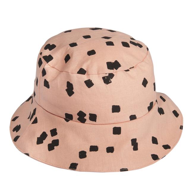 比利時Trixie有機棉遮陽帽童帽~蜜糖吐司48 50 52cm