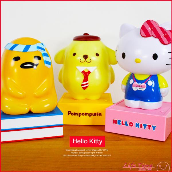 《下殺499》7-11 Hello Kitty 布丁狗 蛋黃哥 正版 USB大夜燈 療癒小物 B12662