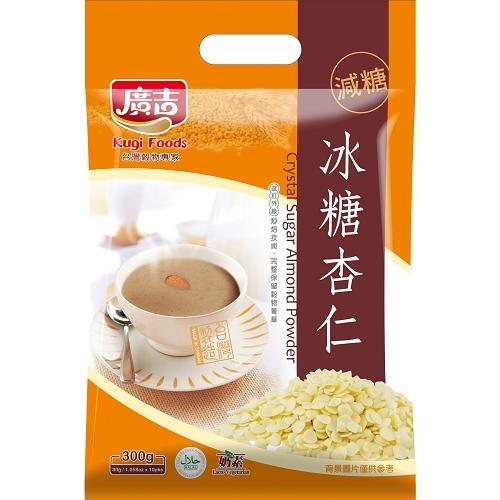 廣吉冰糖杏仁茶30g*10入/袋【愛買】