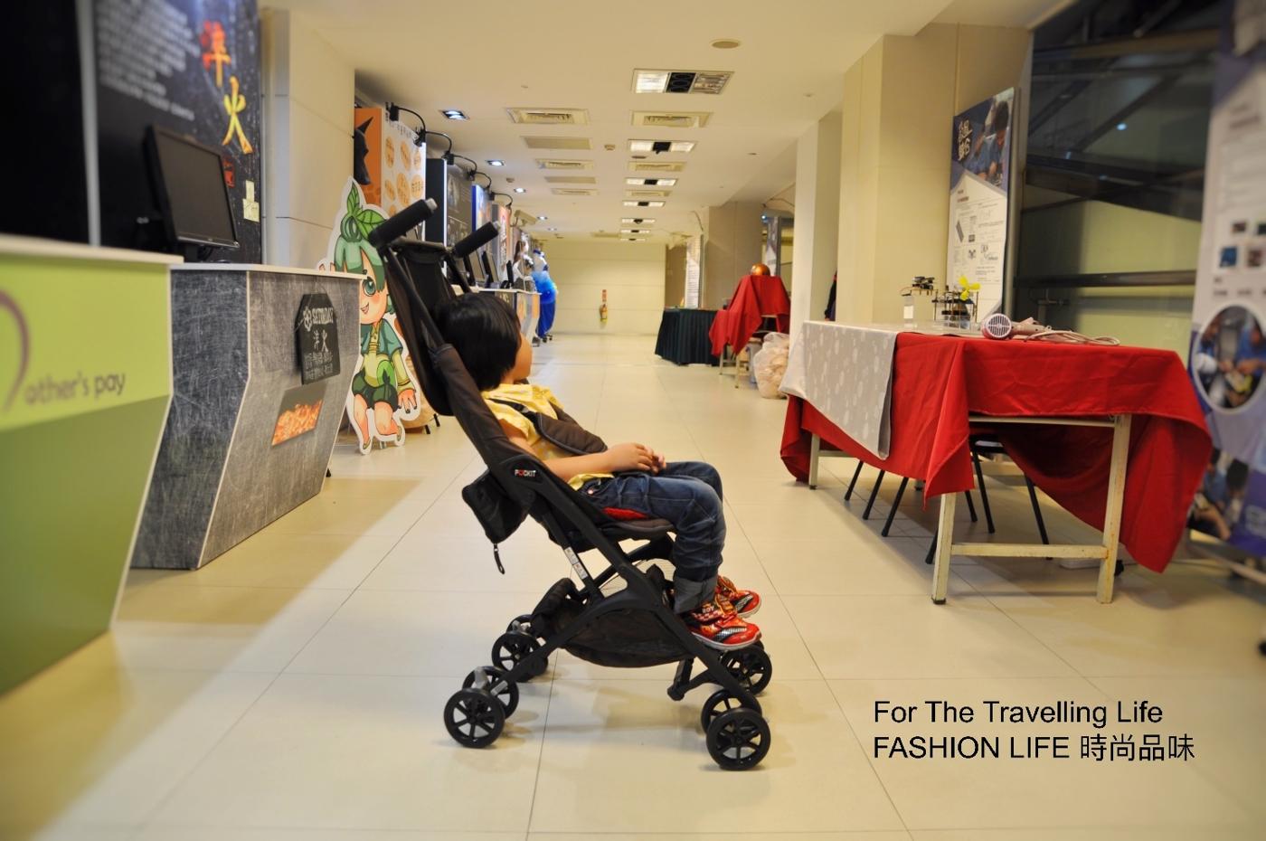 時尚品味嬰兒車出租7天日本口袋型推車三代POCKIT新生兒時尚推車出租