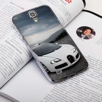 機殼喵喵三星Samsung i9500 Galaxy S4手機殼客製化照片外殼全彩工藝SZ093