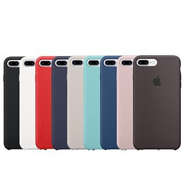 JS數位Apple蘋果原廠iPhone 7 8 Plus矽膠護套保護殼護套