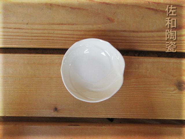 ~佐和陶瓷餐具~【82YJ-C110-3.7 花蕾味碟】/ 開店 餐廳 醬料碟 /