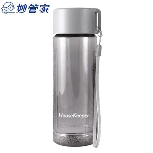 【多禮量販店】《妙管家》口袋杯 -280ml (灰)  HKT-1086G