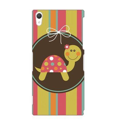 俏魔女美人館小烏龜水晶硬殼SONY Z2 D6503保護殼保護套手機殼手機套