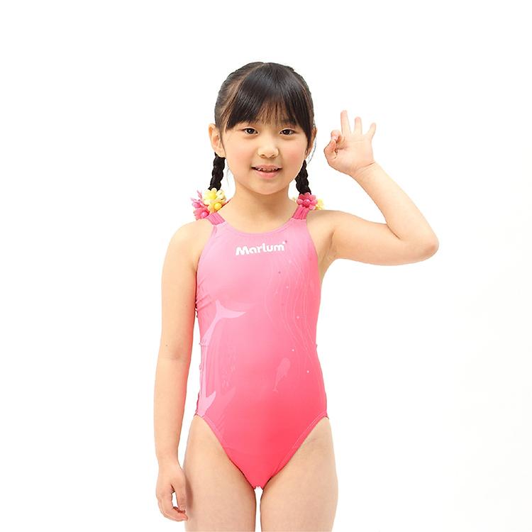 MARIUM小女競賽型泳裝MAR-A7016WJ
