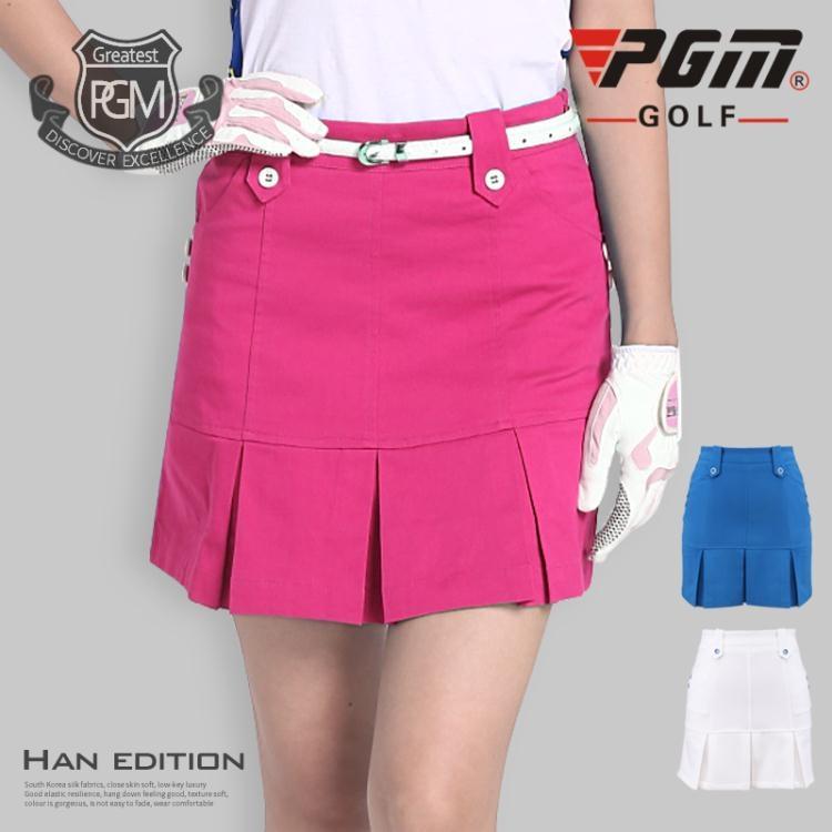 食尚玩家高爾夫裙子女士短裙百搭運動褲裙防走光夏季服裝