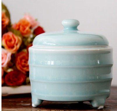 景德鎮手工製瓷陶瓷罐