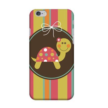 俏魔女美人館小烏龜水晶硬殼Iphone 6 Iphone 6 Plus手機殼手機套保護殼