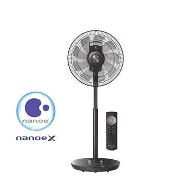 母親節★Panasonic 國際牌  16吋 nanoeX DC直流節能電風扇 立扇 F-H16EXD-K◎順芳家電◎