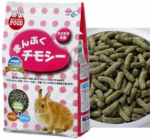 【zoo寵物商城】   Marukan《成兔》兔飼料-2.25kg