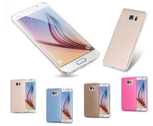 現貨手機殼三星s7 s7 edge Samsung超薄透明軟殼TPU手機套保護套清水套軟殼極輕時尚