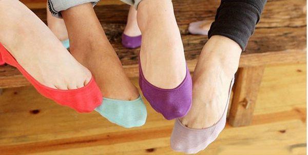 (現貨)春夏純色百搭棉質隱形船襪女士薄款淺口襪蕾絲邊女襪子運動短襪