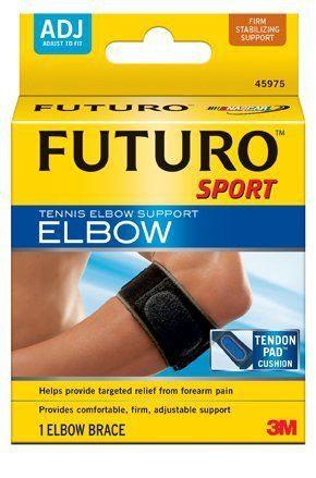 元氣健康館3M FUTURO護肘網球高爾夫球專用型護肘Futuro護肘