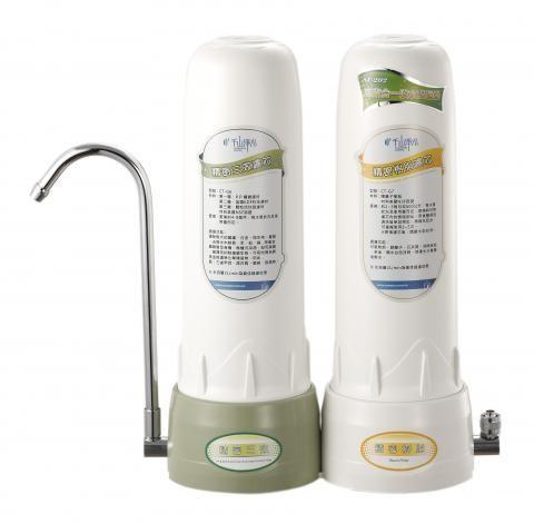 千山淨水SF-202三效合一軟水過濾器
