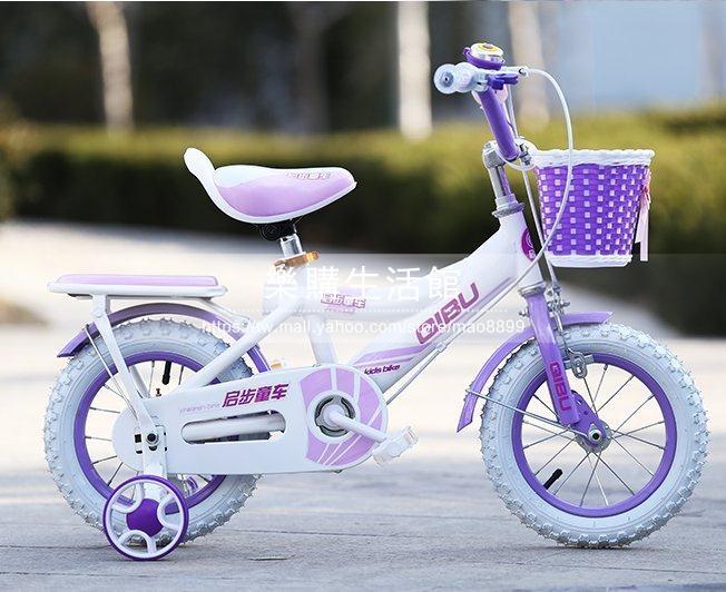 男女孩腳踏車兒童自行車12 14 16 18 20吋可選LG-286910