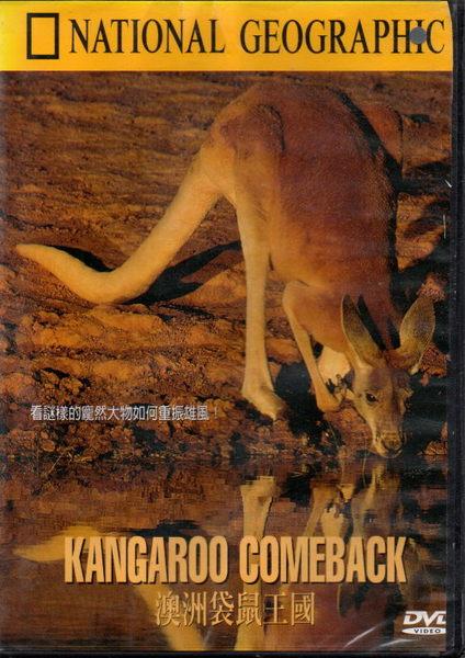 【停看聽音響唱片】【DVD】澳洲袋鼠王國