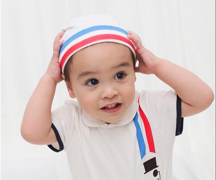 Augelute Baby 新生兒純棉小圓帽 60282 每人(帳號)限購1件