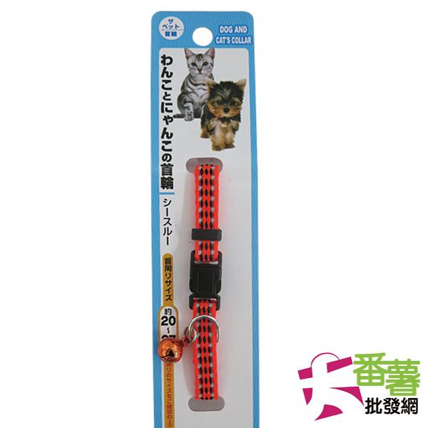 小貓狗項圈鈴鐺(小型犬適用) [09B2]-大番薯批發網