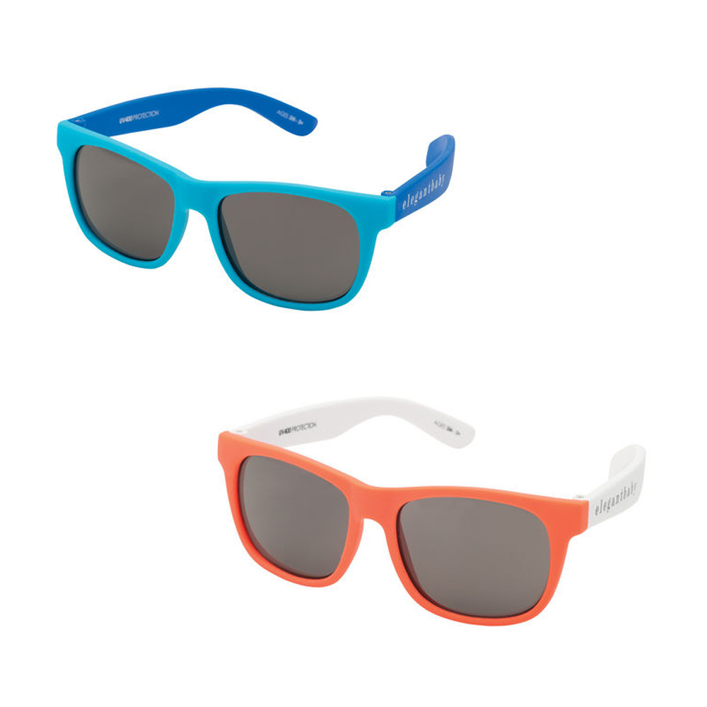 抗UV太陽眼鏡美國Elegant Baby抗UV撞色太陽眼鏡11110 11111