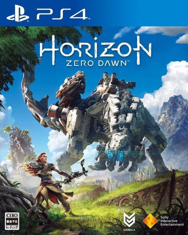 刷卡免運PS4遊戲地平線期待黎明Horizon Zero Dawn中文版全新商品