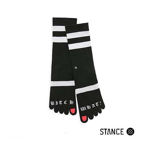 STANCE Bitch what-女款黑色W556C15BIT BLK