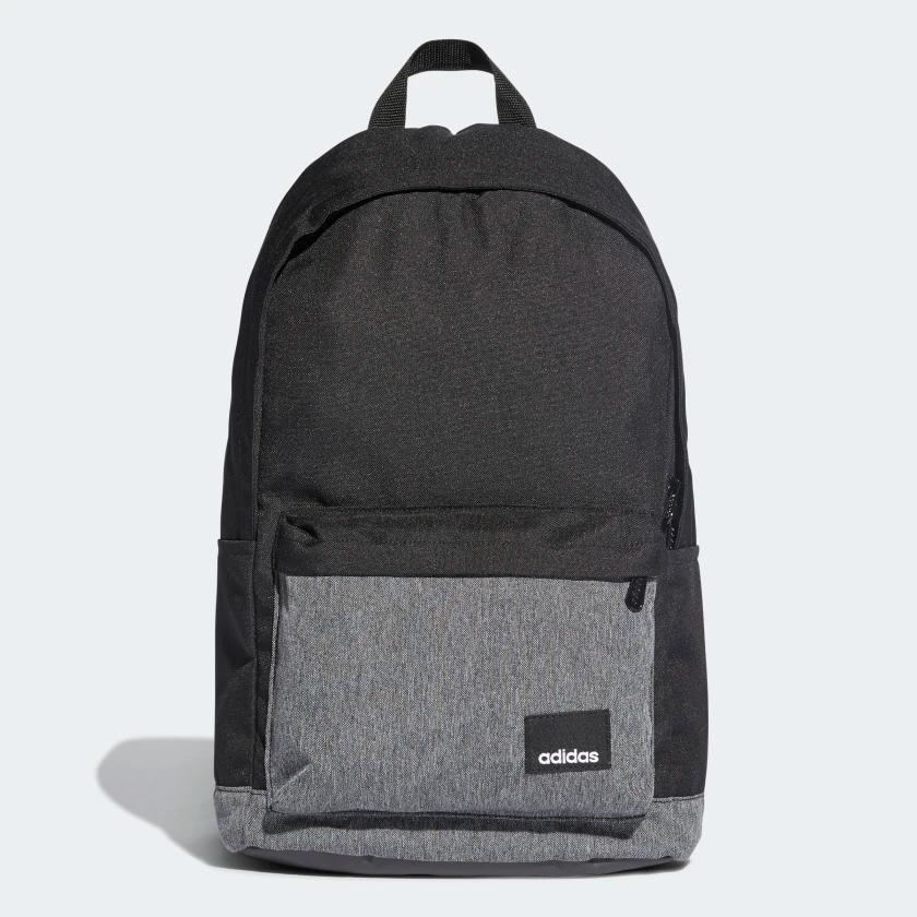 ★現貨在庫★ Adidas LINEAR CLASSIC CASUAL 背包 後背包 休閒 筆電 黑【運動世界】DT8639