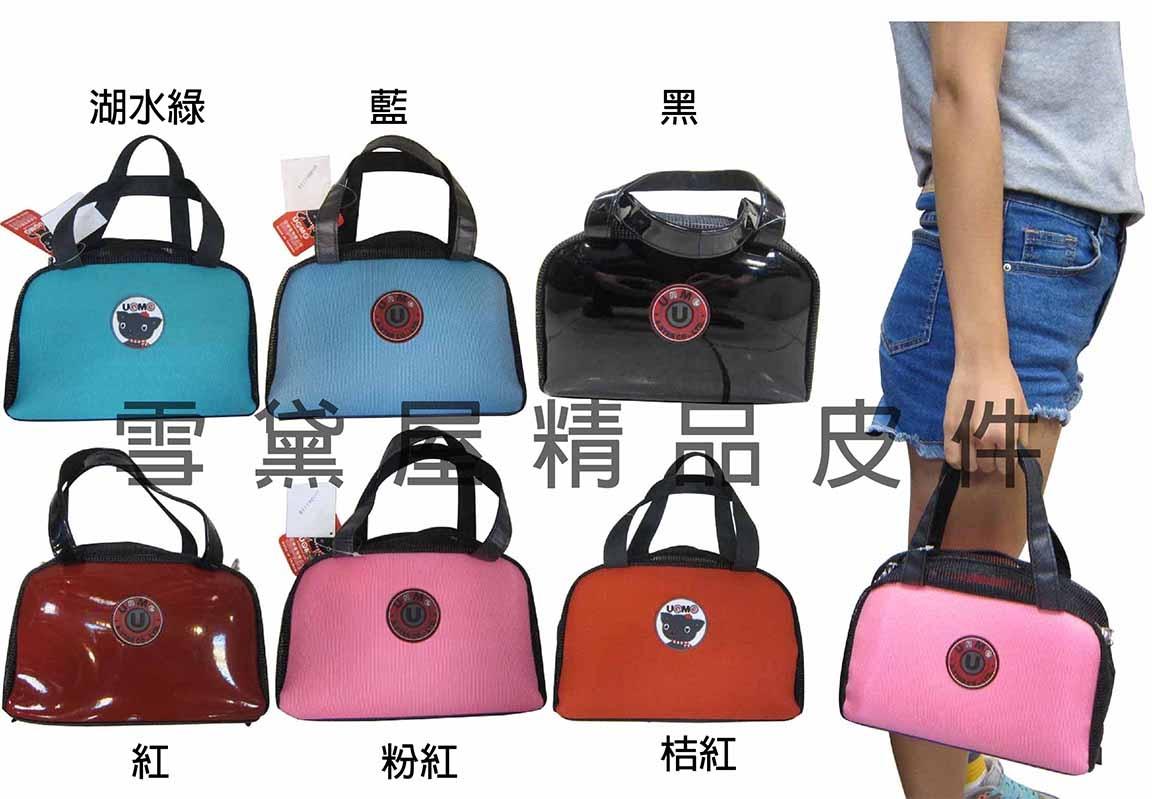 雪黛屋~UNME餐袋碗袋簡易提袋正版授權商品防水特多龍材質台灣製造品質保證U3110