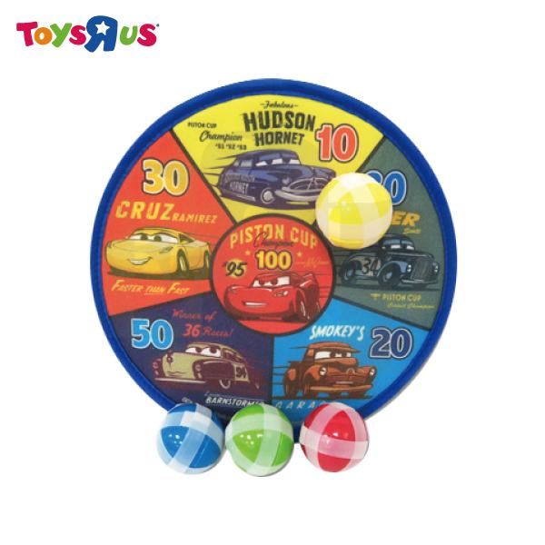玩具反斗城  CARS 閃電麥坤飛鏢板
