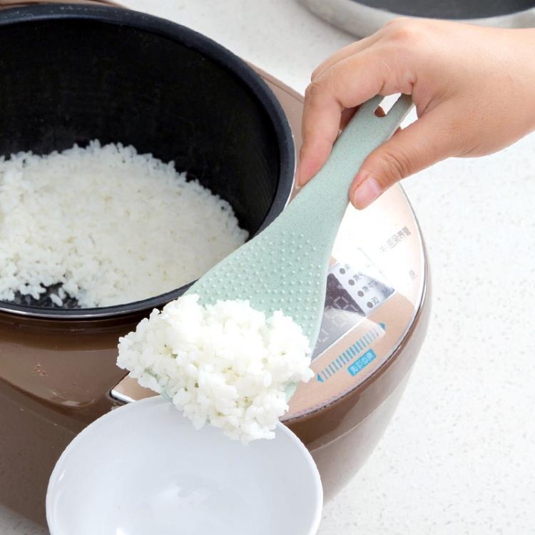[超豐國際]小麥秸稈飯勺創意廚房盛飯勺子 電飯鍋米飯鏟子電飯煲飯