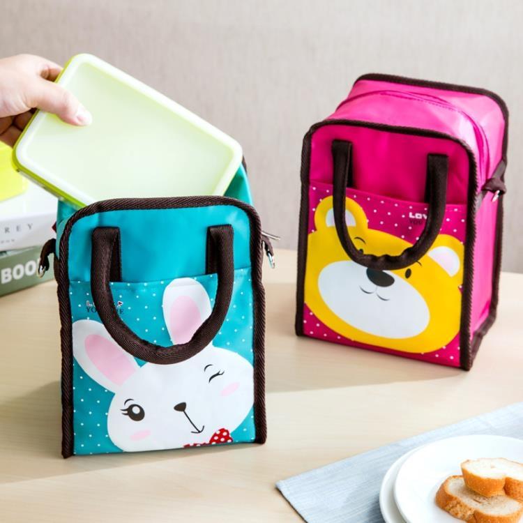 超豐國際可愛便當包保溫袋飯盒包手提包便當袋飯盒袋帶飯包飯盒袋子