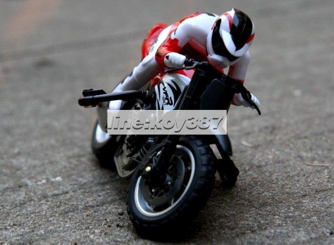 2.4G遙控摩托車特技車越野迷妳賽車兒童玩具車遙控模型潮咖範兒