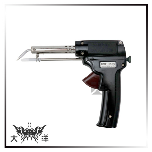大洋國際電子KOTE 30W槍型烙鐵出錫槍銲槍電烙鐵電路板NT-30W