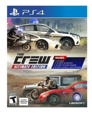 COSCO代購如果沒搶到鄭重道歉PS4飆酷車神終極版英文版W114632