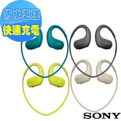SONY極限運動隨身聽4GB NW-WS413公司貨