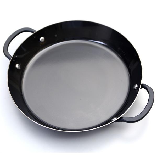 日本製【Pearl】鐵製單柄鍋&雙耳鍋 20cm 1入