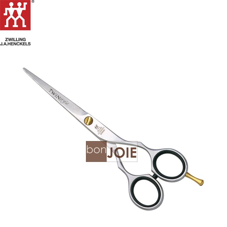 bonJOIE:德國雙人牌TWIN Style 160 mm理髮剪不鏽鋼理髮剪刀美髮理髮剪髮理髮師剪髮師