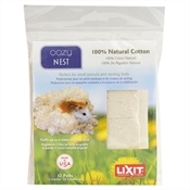 CN-12 鳥鼠兔保暖天然棉床 小動物小窩佈置專用棉片 美國寵物用品第一品牌 LIXIT®