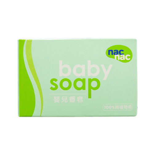 【奇買親子購物網】Nac Nac嬰兒香皂