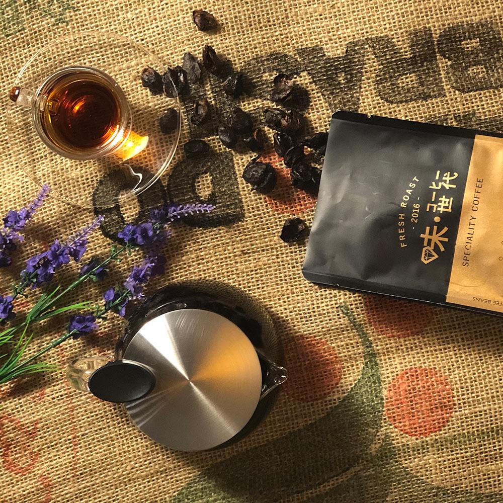 台灣咖啡果皮茶100g _味・咖啡世代 精品咖啡果皮茶【Cascara】